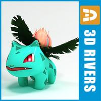 Pokemon Aicon by 3DRivers