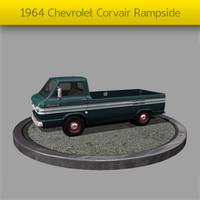 ma 1964 chevrolet corvair rampside