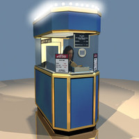 Ticket Booth Movie 01