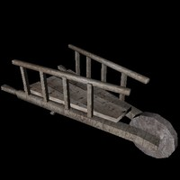 wheel barrow - old