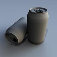 soda 3d model