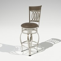 max swivel bar stool montello