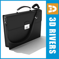 Briefcase 02 by 3DRivers
