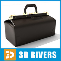 Suitcase 02 by 3DRivers