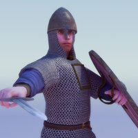 Norman_Knight_Rigged_Max
