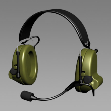 Peltor Tactical Headset
