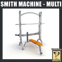 dwg smith machine -