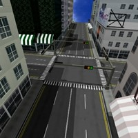 maya streets city