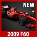 ferrari F60 3D models