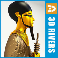 Ptah by 3DRivers