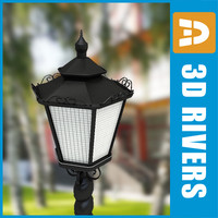 Street lamp	by 3DRivers