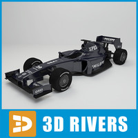 Williams F1 by 3DRivers