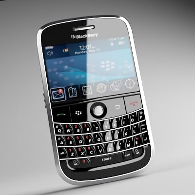 maya blackberry bold 9000 - Blackberry Bold 9000... by 3ddanp