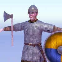 Viking-Warrior-A_3DModel