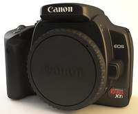 Canon Digital Rebel XTI (400D) Camera Body