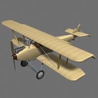 bohemia czech aircraft 3d max