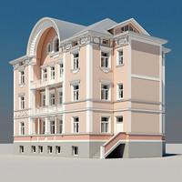 photoreal villa max