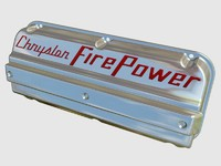 3ds max chrysler hemi valve cover