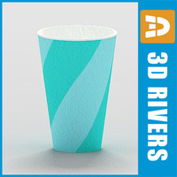 Paper cup by 3DRivers