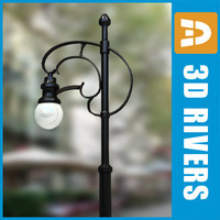 Street light 06 by 3DRivers