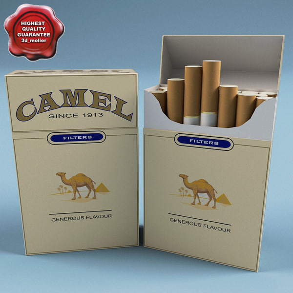 Common cigarette brands Michigan