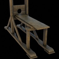 maya guillotine