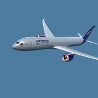 max a350-900 aeroflot