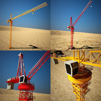 Tower Cranes Collection