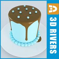 obj cake bake 3dr114
