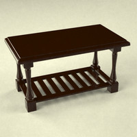 table old 3d max