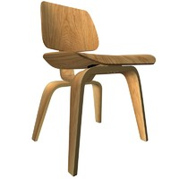 LCW Chair (1946) by Charles Eames and Ray Eames