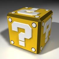 super mario box c4d free