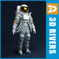 Spaceman 01 by 3DRivers
