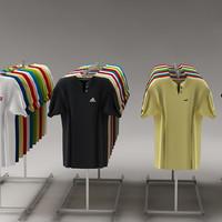 3d model t clothers