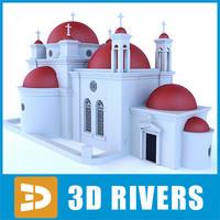 3d capernaum synagogue