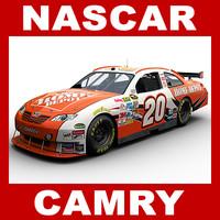 lightwave car nascar camry joey