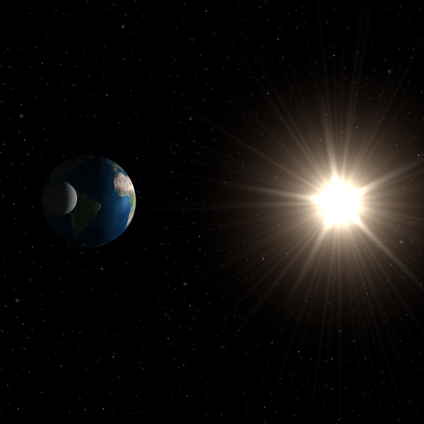 3d model solar simulation earth - Planets... by ArtStudio3d
