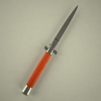 3d max knife
