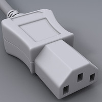 3d model ac power acpower