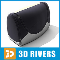 3ds max travelling bag