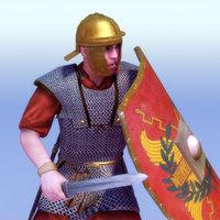 Roman-Legionary_20AD_Rigged_3DSMax