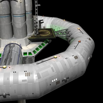 Space Ark Ship page 3 Pics