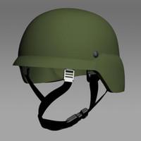USMC Helmet NURBS