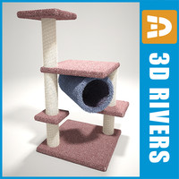 Cat tree by 3DRivers
