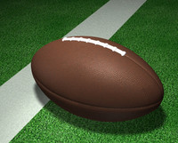 3d model football subpatch