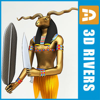Khnum by 3DRivers