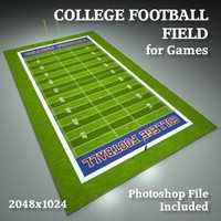 College Football Field