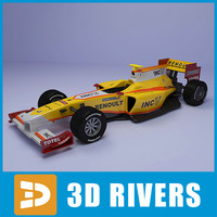 Renault F1 by 3DRivers