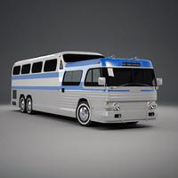 scenicruiser 3d model