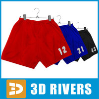 Shorts set  by 3DRivers